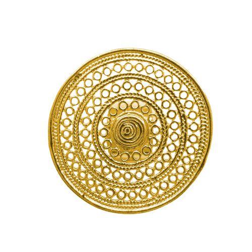 // Vergara Collection - Macondo Ring - FLOR AMAZONA
