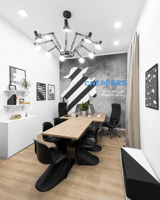Office interior by Tamás Hannus, Térkultúra Design Team