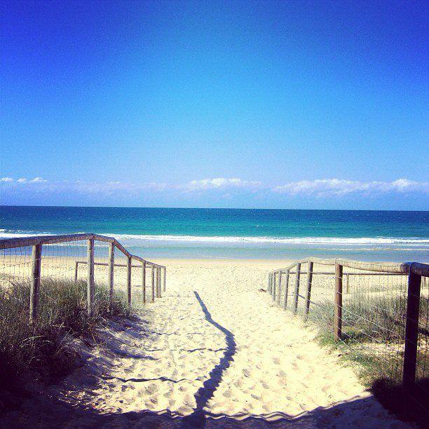 Gold Coast, Australia - I actually took the same pic at Broad Beach