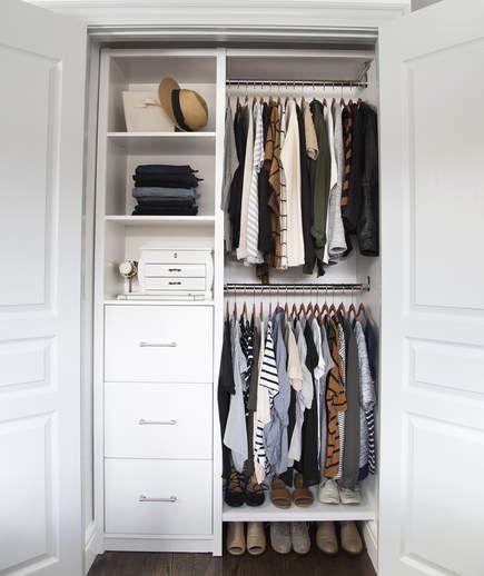 Best 25+ Small closets ideas on Pinterest | Closet redo ...
