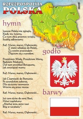 hymn polski