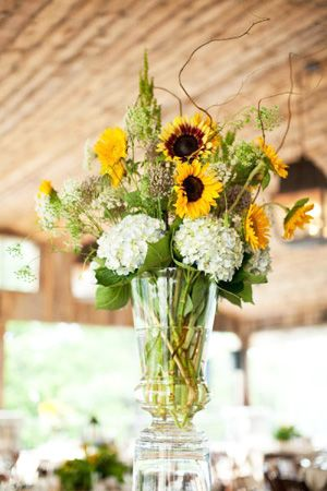 sunflower wedding - brides of adelaide magazine -