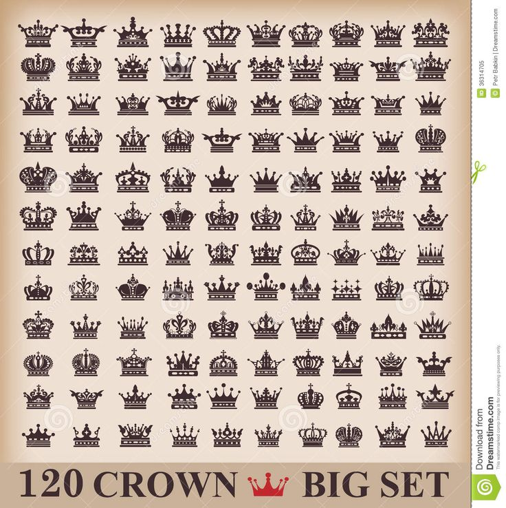 Icons Crown Vector - Download From Over 50 Million High Quality Stock Photos, Images, Vectors. Sign up for FREE today. Image: 36314705
