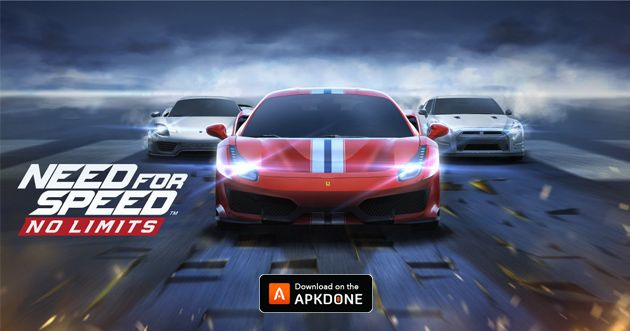 Need For Speed No Limits Mod Apk 4 3 4 Download China Unofficial