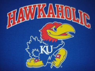 Once a Jayhawk ~ Always a Jayhawk!!  My Dad instilled that in me when I was about 6 or 7.....so thankful to have that memory!!