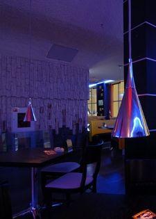 Contract interior design - Progetti di illuminazione Fabbian
