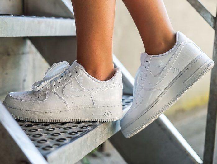 Ny Nike Air Force 1 Model Er Landet Piger Nikeairforce1 Shoes Sneakers Nike Air Force