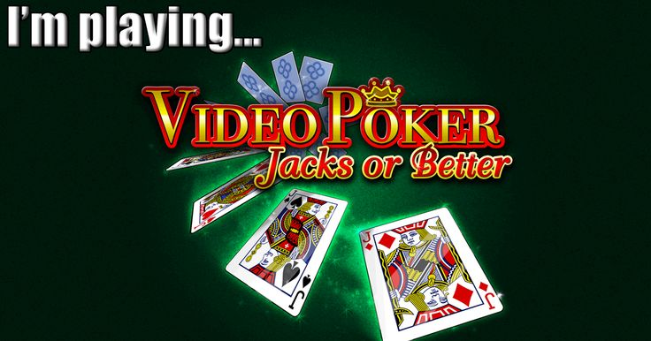 Play Video Poker!