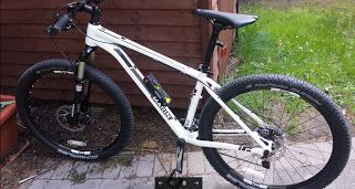Ireland's Premier Online Bicycle Register: Stolen Bicycle - Marin Nail Trail 7.7