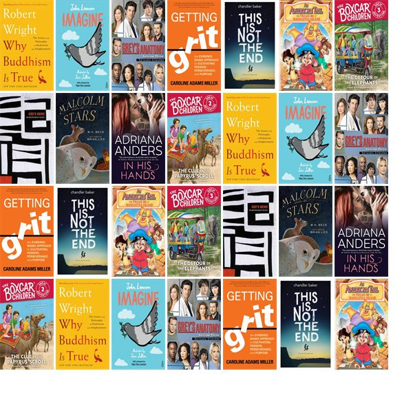 """Wednesday, September 27, 2017: The Waterville Public Library has one new bestseller, three new movies, four new children's books, and four other new books.   The new titles this week include """"Why Buddhism is True: The Science and Philosophy of Meditation and Enlightenment,"""" """"Imagine,"""" and """"Grey's Anatomy - The Complete Third Season."""""""