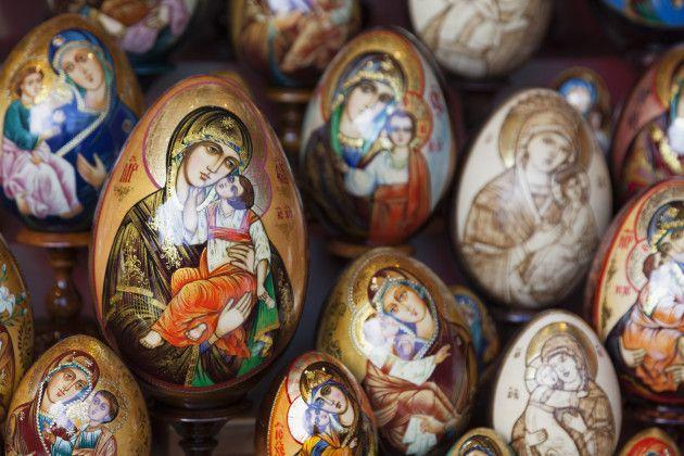 Christian history of Easter eggs
