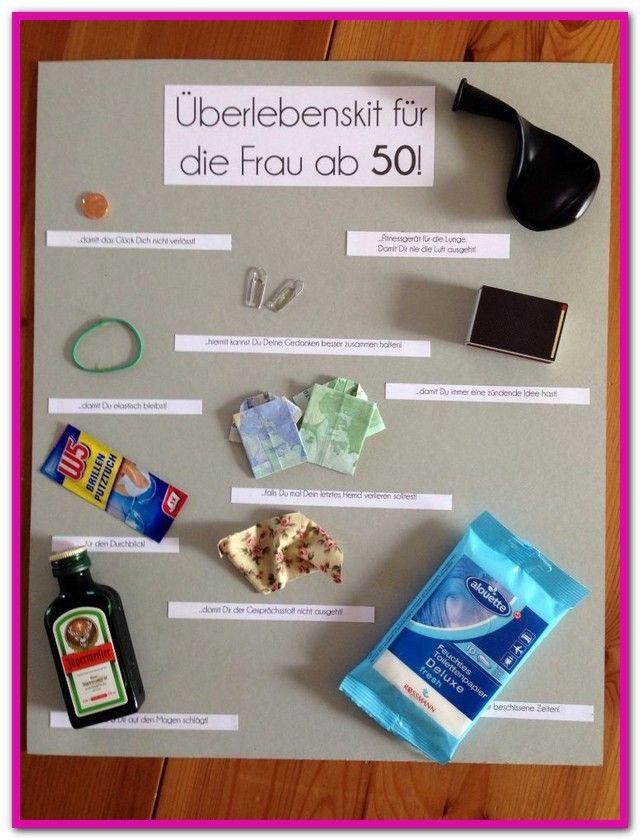 Besondere Geschenke Fur Frauen Zum 50 Geschenkideen Zum 50