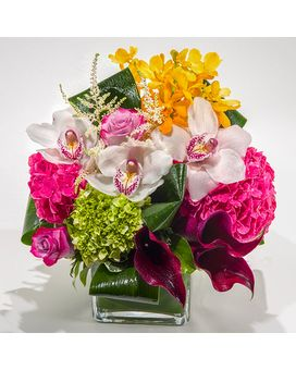 Times Square Flowers -NYC Flower delivery- Delivered Same Day inNew York NY - Starbright Floral Design