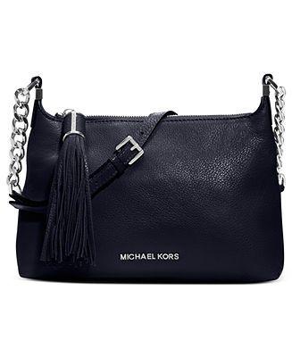 MICHAEL Michael Kors Handbag, Weston Small Messenger Bag - All Handbags - Handbags & Accessories - Macy's