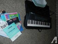 YAMAHA KEYBOARD FOR SALE - $125 (LEWISTON)