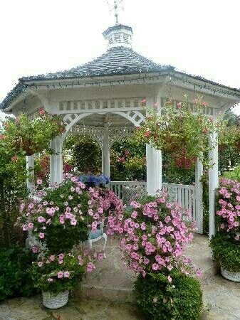 Cute little gazebo