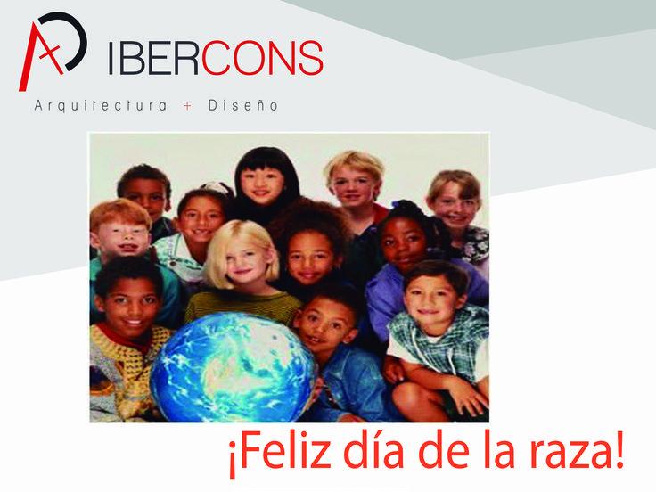 Este 12 de octubre se celebra el día de la raza, la cual conmemora el descubrimiento de américa y la diversidad. Visítanos en: www.ibercons.com.co