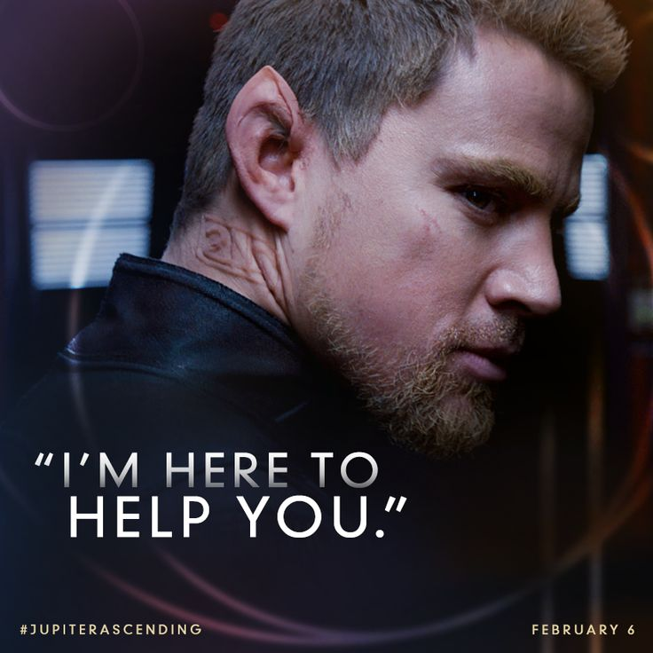 The perfect hunting machine. See Channing Tatum as Caine in Jupiter Ascending.