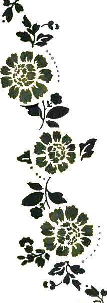 Dibujos y Plantillas para imprimir: estencils