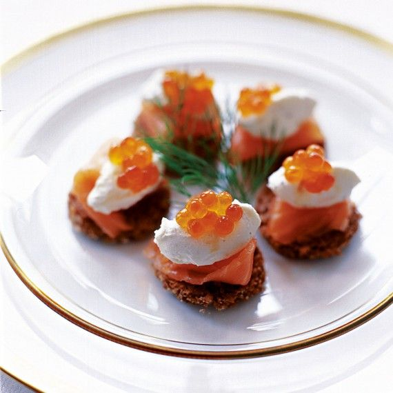 How to kick off Christmas lunch in style! - Christmas Day Starter Recipes - Woman And Home