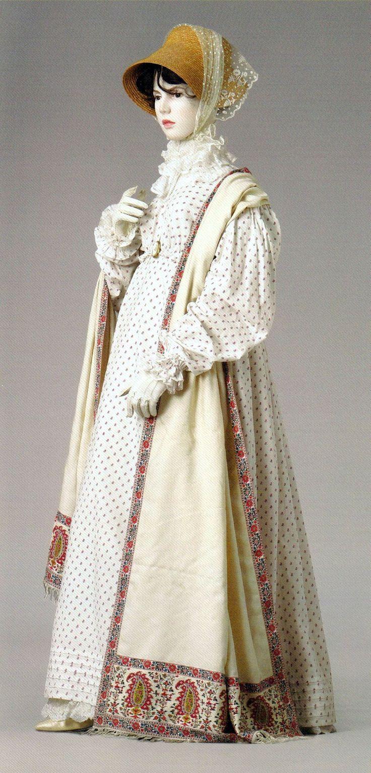 Napoleon and the Empire of Fashion (1795-1815): Shawl (3)