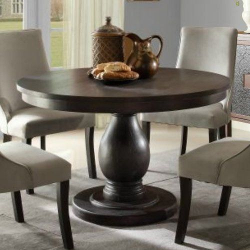 best tables  TV consoles  on Pinterest  Round tables