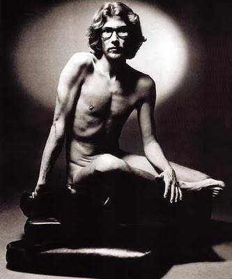Yves Saint Laurent by Jeanloup Sieff (1971)                                                                                                                                                                                 Plus