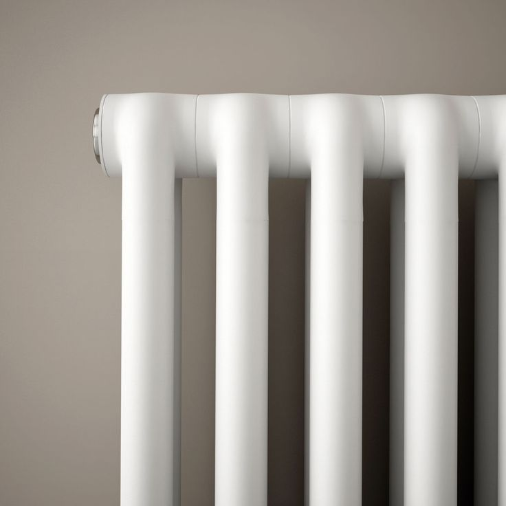 Products we like / radiator / White / clean surface / Traditional but modern / elegant / at myeyesopen