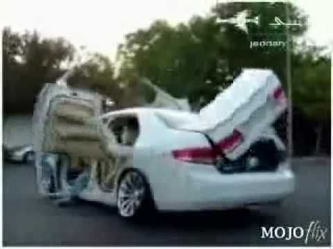 Арабский тюнинг машины..mov