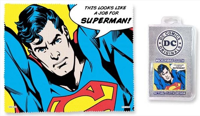 Superman Quote - Job For Superman Cleaners, Accessories | Sanity