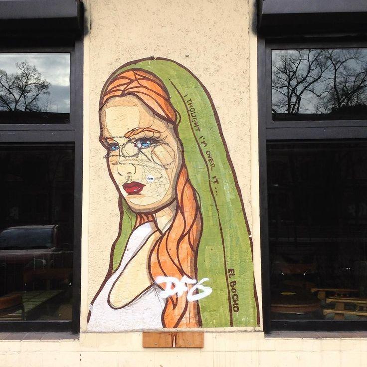 #streetartist #elbocho #berlin #streetarteverywhere #streetart by fasanelli1