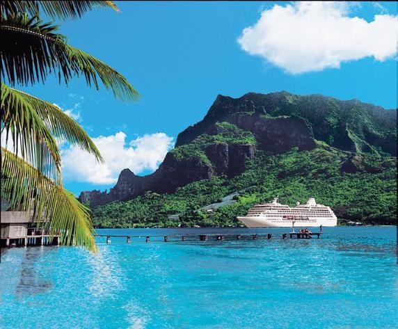 Paradise aboard Princess Cruises for a destination wedding at sea