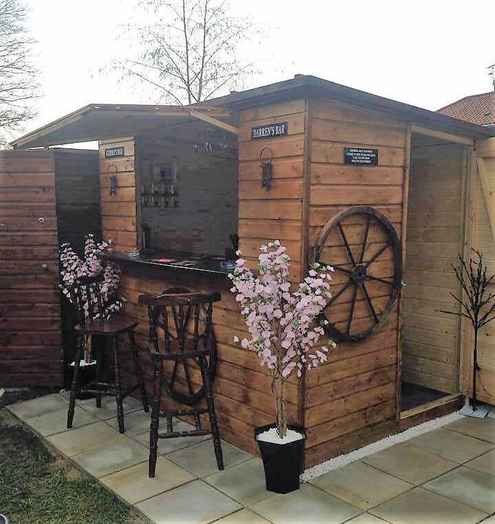 Easy To Follow Pallets Wood Recycling Ideas