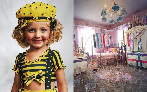 10 photographs of children from around the world and their bedrooms