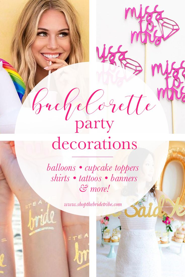 Bachelorette Party Ideas Games Favors Decorations Planning Gifts DIY