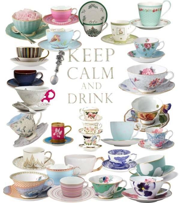 Love my tea
