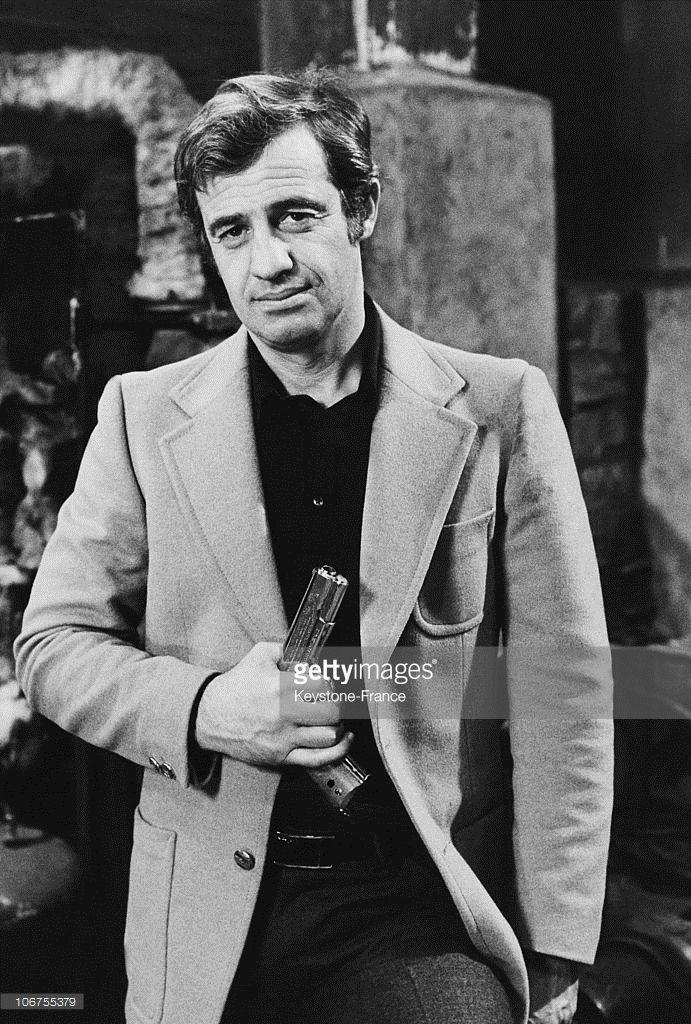 Jean Paul Belmondo. 1976