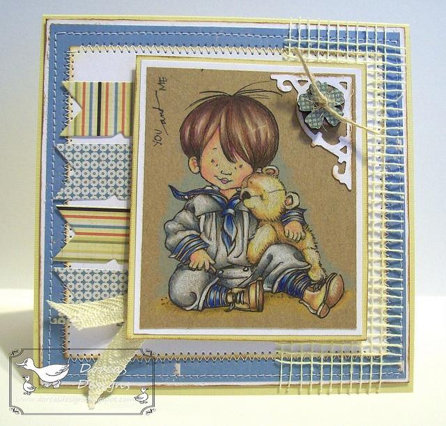 Dorcas DesignsChristmas Cards, Cards Vii, Secret Cards, Dorcas Design, Handmade Cards, Greeting Cards, Cards Layout, Watercolors Pencil, Diy Cards