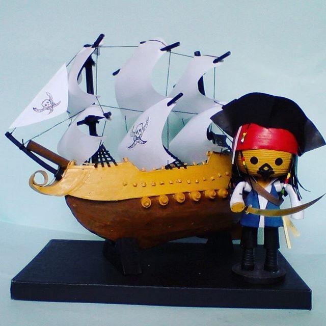 Masih ingat dengan tokoh Jack Sparrow dalam film box office Pirates Of The…