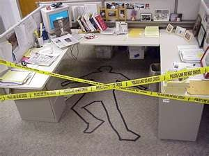 Office prank - by the end of today's audit this is what my office will look like...  :)
