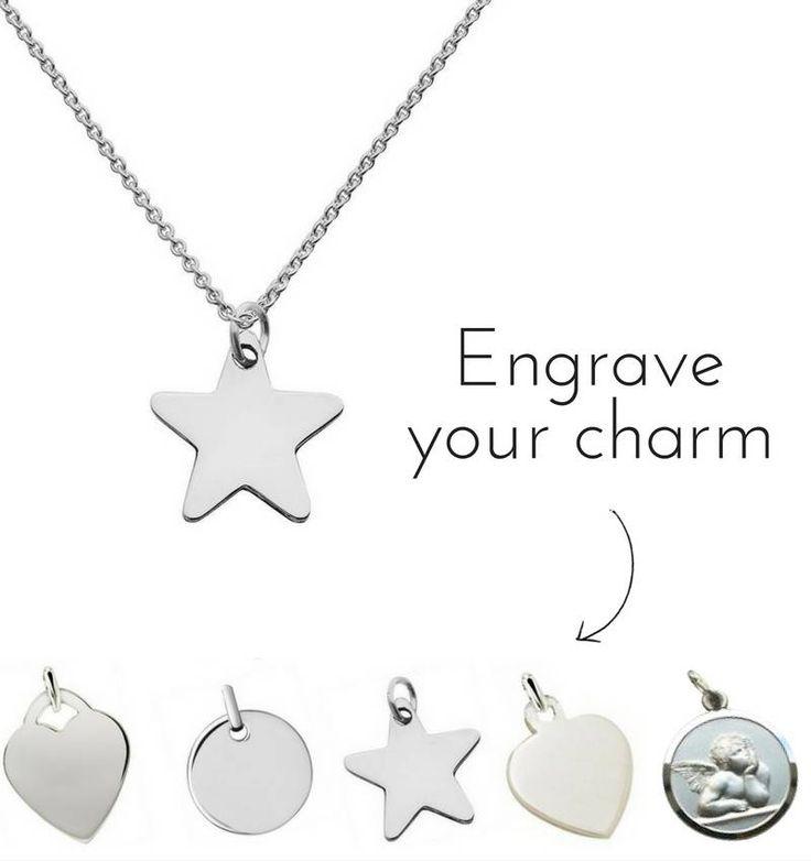 Pendant Including Engraving Kaya Jewellery Uk