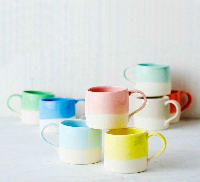 Robert Gordon Colour Swatch Mugs