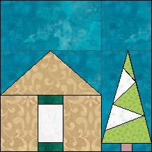 Block of Day for April 17, 2014 - Night Cabin