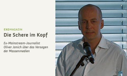 Die Schere im Kopf - Mit Oliver Janich (Clip)