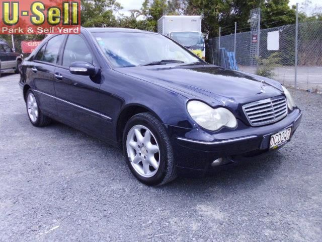 2000 Mercedes-Benz C 240 for sale | $3,200 | U-Sell | Park & Sell Yard | Used Cars | 797 Te Rapa Rd, Hamilton, New Zealand