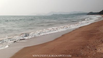 Raj Baga Beach, Goa, India, 2015