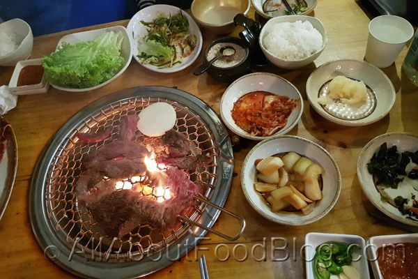 Jang Ta Bal is one of the best Korean BBQ restaurants in Sydney. They have high quality meat cuts and very attentive staff members.