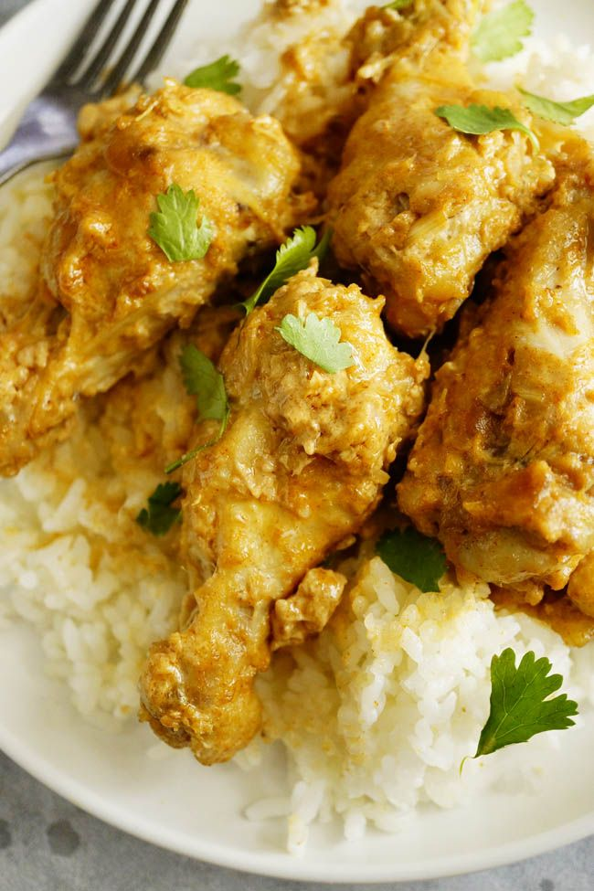 ... Chicken on Pinterest | Cooking herbs, Chicken breasts and Peanut sauce
