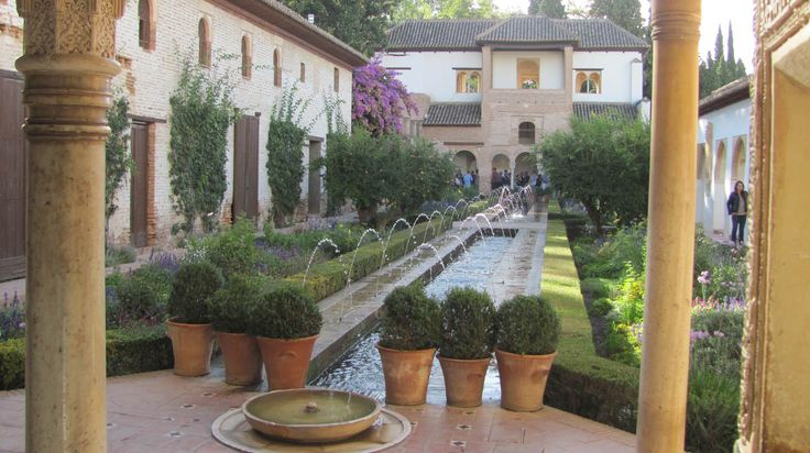 A Moorish legacy  http://www.solysombratours.com/share-our-journey/thecomarespalaceandgeneralife