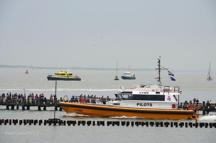 # Sail de Ruyter Vlissingen 2013 Beloodsing toen en nu